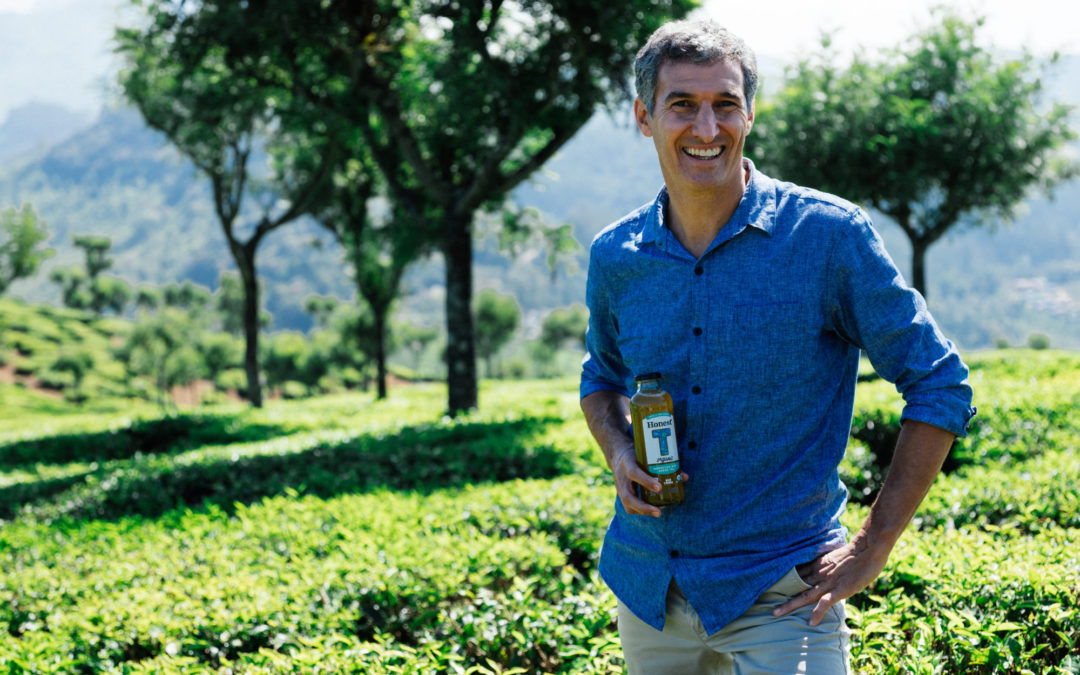 07: Time4Tea: How Honest Tea's Seth Goldman is Changing the World One Tea Bag & Veggie Burger at a Time
