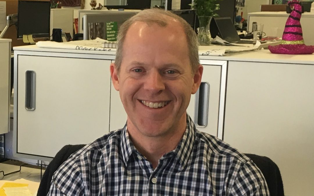 35:Leading Social Innovations & Impact Investing w/ Chris Walker, Mercy Corps