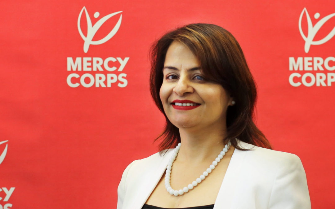 38: What It's Like Working in a War Zone for an NGO w/ Deepmala Mahla, Mercy Corps