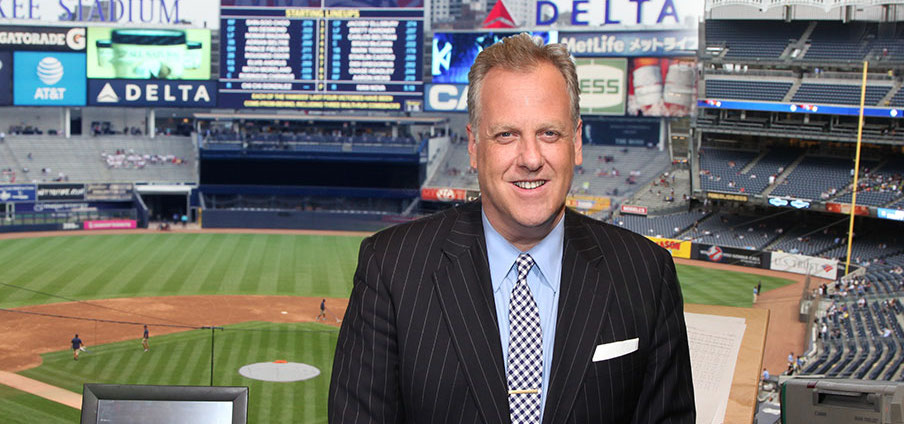 149: What It's Like Being the NY Yankees Play-by-Play Announcer w/ Michael Kay, YES Network